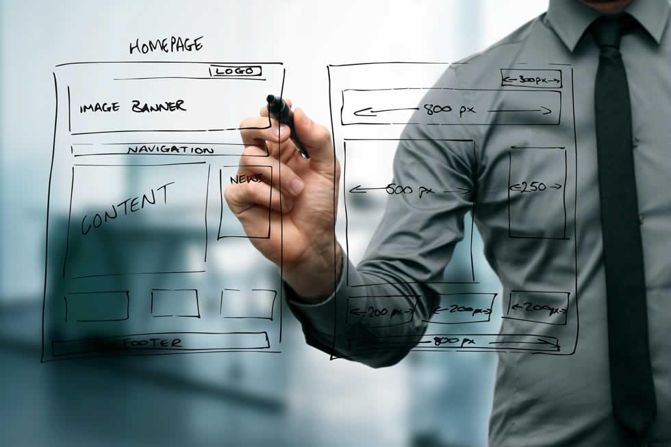 8 xu hướng thiết kế website năm 2017 được quan tâm nhất