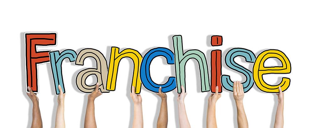 Để được độc quyền trong một khu vực nhất định, người mua franchise phát triển khu vực phải trả một khoản phí franchise ban đầu