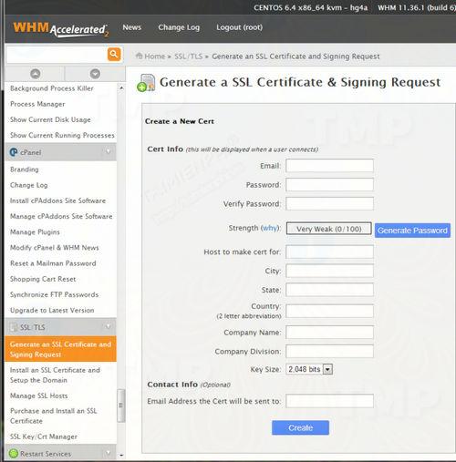 Cài đặt chứng chỉ số SSL cho website